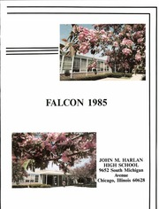 Page 5, 1985 Edition, Harlan High School - Falcon Yearbook (Chicago, IL) online yearbook collection