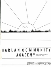 Page 5, 1987 Edition, Harlan High School - Falcon Yearbook (Chicago, IL) online yearbook collection