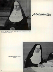 Page 14, 1959 Edition, Mother McAuley Liberal Arts High School - McAulian Yearbook (Chicago, IL) online yearbook collection