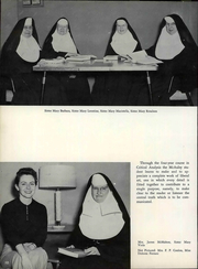 Page 16, 1959 Edition, Mother McAuley Liberal Arts High School - McAulian Yearbook (Chicago, IL) online yearbook collection