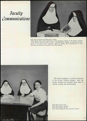 Page 17, 1959 Edition, Mother McAuley Liberal Arts High School - McAulian Yearbook (Chicago, IL) online yearbook collection