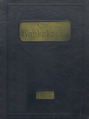 Page 1, 1924 Edition, Kankakee High School - Kankakeean Yearbook (Kankakee, IL) online yearbook collection