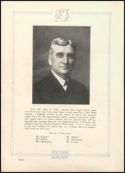 Page 12, 1924 Edition, Kankakee High School - Kankakeean Yearbook (Kankakee, IL) online yearbook collection