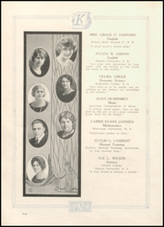 Page 16, 1924 Edition, Kankakee High School - Kankakeean Yearbook (Kankakee, IL) online yearbook collection