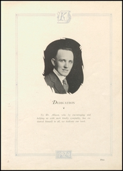Page 9, 1924 Edition, Kankakee High School - Kankakeean Yearbook (Kankakee, IL) online yearbook collection