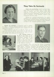 Page 12, 1940 Edition, Kankakee High School - Kankakeean Yearbook (Kankakee, IL) online yearbook collection