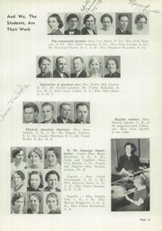 Page 15, 1940 Edition, Kankakee High School - Kankakeean Yearbook (Kankakee, IL) online yearbook collection