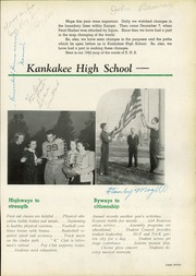 Page 11, 1942 Edition, Kankakee High School - Kankakeean Yearbook (Kankakee, IL) online yearbook collection