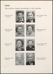 Page 16, 1951 Edition, Kankakee High School - Kankakeean Yearbook (Kankakee, IL) online yearbook collection
