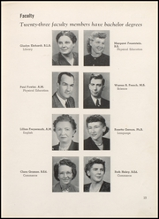 Page 17, 1951 Edition, Kankakee High School - Kankakeean Yearbook (Kankakee, IL) online yearbook collection