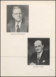 Page 7, 1951 Edition, Kankakee High School - Kankakeean Yearbook (Kankakee, IL) online yearbook collection