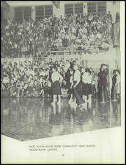 Page 10, 1957 Edition, East Alton Wood River High School - Oiler Yearbook (Wood River, IL) online yearbook collection