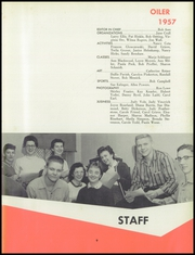 Page 13, 1957 Edition, East Alton Wood River High School - Oiler Yearbook (Wood River, IL) online yearbook collection