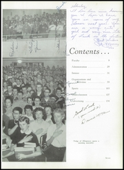 Page 11, 1958 Edition, East Alton Wood River High School - Oiler Yearbook (Wood River, IL) online yearbook collection