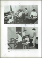 Page 14, 1958 Edition, East Alton Wood River High School - Oiler Yearbook (Wood River, IL) online yearbook collection