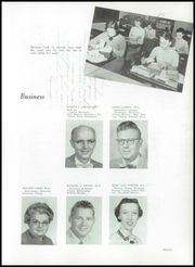 Page 15, 1958 Edition, East Alton Wood River High School - Oiler Yearbook (Wood River, IL) online yearbook collection