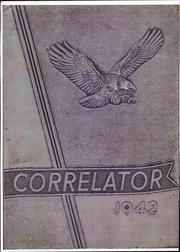 Page 1, 1942 Edition, Wells High School - Correlator Yearbook (Chicago, IL) online yearbook collection