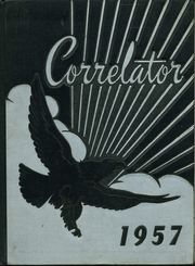 1957 Edition, Wells High School - Correlator Yearbook (Chicago, IL)