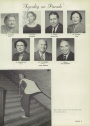 Page 13, 1957 Edition, Wells High School - Correlator Yearbook (Chicago, IL) online yearbook collection