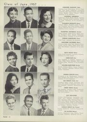 Page 16, 1957 Edition, Wells High School - Correlator Yearbook (Chicago, IL) online yearbook collection