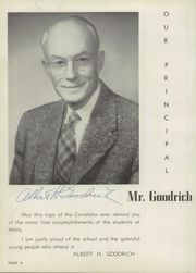 Page 8, 1957 Edition, Wells High School - Correlator Yearbook (Chicago, IL) online yearbook collection