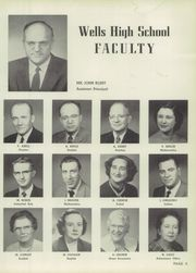 Page 9, 1957 Edition, Wells High School - Correlator Yearbook (Chicago, IL) online yearbook collection