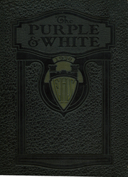 1930 Edition, Englewood High School - Purple and White Yearbook (Chicago, IL)