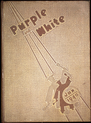Page 1, 1940 Edition, Englewood High School - Purple and White Yearbook (Chicago, IL) online yearbook collection