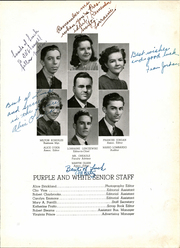Page 11, 1940 Edition, Englewood High School - Purple and White Yearbook (Chicago, IL) online yearbook collection