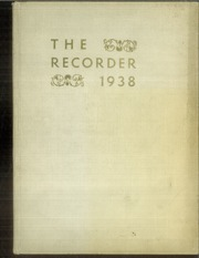 1938 Edition, Charleston High School - Recorder Yearbook (Charleston, IL)