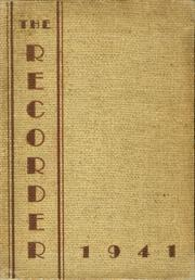 1941 Edition, Charleston High School - Recorder Yearbook (Charleston, IL)
