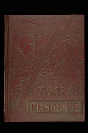 1947 Edition, Charleston High School - Recorder Yearbook (Charleston, IL)