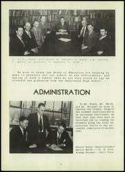 Page 10, 1951 Edition, Charleston High School - Recorder Yearbook (Charleston, IL) online yearbook collection