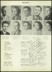 Page 12, 1951 Edition, Charleston High School - Recorder Yearbook (Charleston, IL) online yearbook collection
