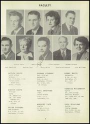 Page 13, 1951 Edition, Charleston High School - Recorder Yearbook (Charleston, IL) online yearbook collection
