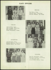 Page 14, 1951 Edition, Charleston High School - Recorder Yearbook (Charleston, IL) online yearbook collection