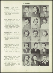 Page 15, 1951 Edition, Charleston High School - Recorder Yearbook (Charleston, IL) online yearbook collection