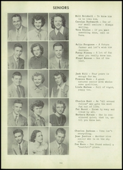 Page 16, 1951 Edition, Charleston High School - Recorder Yearbook (Charleston, IL) online yearbook collection