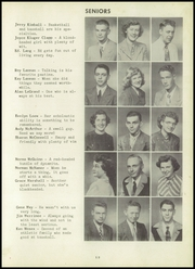 Page 17, 1951 Edition, Charleston High School - Recorder Yearbook (Charleston, IL) online yearbook collection