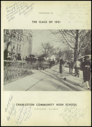 Page 5, 1951 Edition, Charleston High School - Recorder Yearbook (Charleston, IL) online yearbook collection