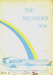 1954 Edition, Charleston High School - Recorder Yearbook (Charleston, IL)