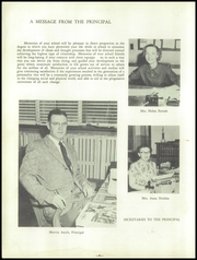 Page 12, 1955 Edition, Charleston High School - Recorder Yearbook (Charleston, IL) online yearbook collection
