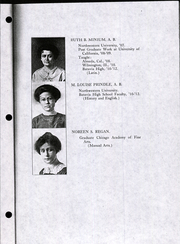 Page 13, 1912 Edition, Batavia High School - Bee Aitch Ess Yearbook (Batavia, IL) online yearbook collection