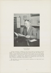 Page 10, 1936 Edition, East High School - Speculum Yearbook (Aurora, IL) online yearbook collection