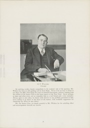 Page 11, 1936 Edition, East High School - Speculum Yearbook (Aurora, IL) online yearbook collection