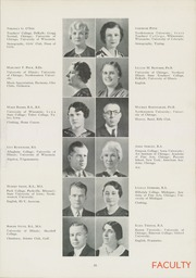 Page 15, 1936 Edition, East High School - Speculum Yearbook (Aurora, IL) online yearbook collection