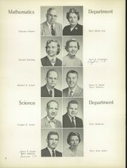 Page 12, 1957 Edition, Elmwood Park High School - Scroll Yearbook (Elmwood Park, IL) online yearbook collection