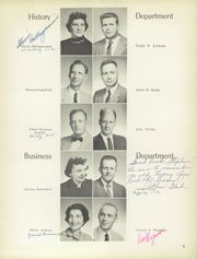 Page 13, 1957 Edition, Elmwood Park High School - Scroll Yearbook (Elmwood Park, IL) online yearbook collection