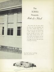 Page 7, 1957 Edition, Elmwood Park High School - Scroll Yearbook (Elmwood Park, IL) online yearbook collection