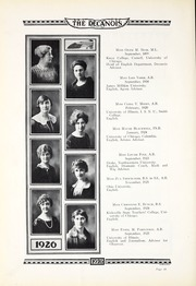 Page 14, 1926 Edition, Decatur High School - Decanois Yearbook (Decatur, IL) online yearbook collection